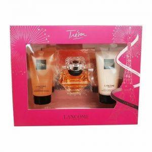 Lancome - Tresor 30ml EDP + 50ml Body Lotion + 50ml Shower Gel