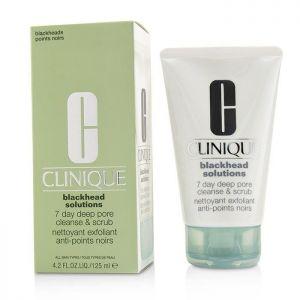 Clinique - Blackhead Solutions 7 Day Deep Pore Cleanse & Scrub 125ml