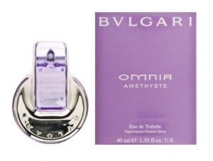 Bulgari - Omnia Amethyste F EDT 40ml Spray For Women