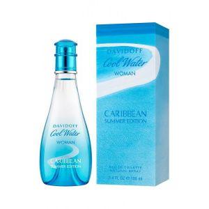 Davidoff - Cool Water Caribbean Summer Edition EDT 100ml Spray For Women