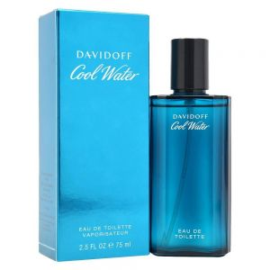 Davidoff - Cool Water EDT 75ml Spray For Men