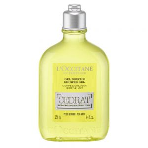 L'Occitane - Cedrat Shower Gel 250ml