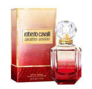 Roberto Cavalli - Paradiso Assoluto EDP 75ml Spray For Women
