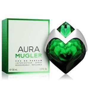 Thierry Mugler - Aura Mugler EDP 50ml Refillable Spray For Women