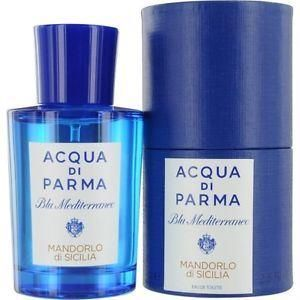 Acqua Di Parma - Blu Mediterraneo Mandorlo Di Sicilia EDT 75ml Spray For Unisex