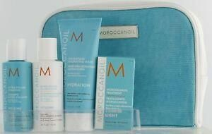 Moroccanoil - Hydration Volume 5 Pieces Set