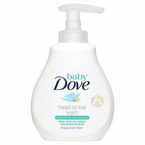 Dove - Baby Head To Toe Wash Sensitive Moisture 200ml