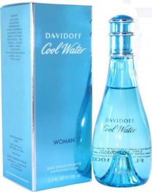 Davidoff - Cool Water Eau Deodorante 100ml Spray For Women