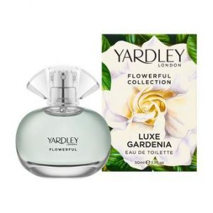Yardley - Luxe Gardenia EDT 50ml Spray For Women