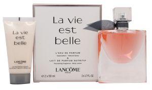 Lancome - La Vie Est Belle Gift Set 50ml L'Eau de Parfum + 50ml Body Lotion