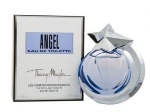 Thierry Mugler - Angel EDT 80ml Refillable Spray For Women