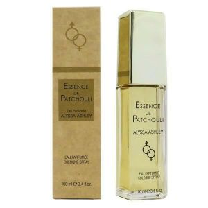 Alyssa Ashley - Essence De Patchouli 100ml Eau Parfumee Cologne Spray