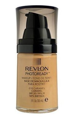 Revlon - Photoready Airbrush Effect Makeup 30ml - Caramel 010