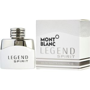 Montblanc - Legend Spirit EDT 30ml Spray For Men