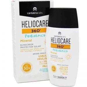 Heliocare - 360° Pediatrics Mineral SPF50 50ml