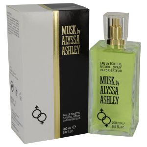 Alyssa Ashley - Musk EDT 200ml Spray For Women