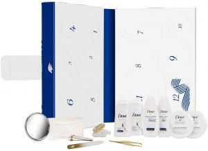 Dove - 12 Days Of Christmas Gift Set (New Packaging)