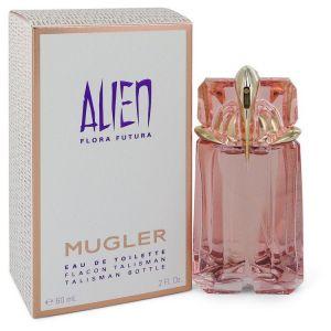 Thierry Mugler - Alien Flora Futura EDT Talisman Bottle 60ml Spray For Women