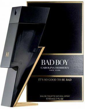 Carolina Herrera - Bad Boy EDT 50ml Spray For Men