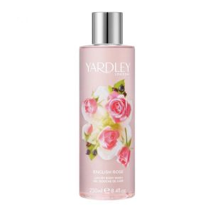 Yardley - English Rose Body Wash 250ml