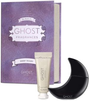 Ghost - Deep Night EDT 10ml + Cupcake Lip Balm 10ml