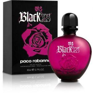 Paco Rabanne - Black XS EDT 80ml Spray For Women