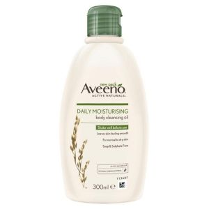 Aveeno - Daily Moisturising Body Cleansing Oil 300ml