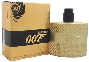 James Bond - 007 50 Years Limited EDT 75ml Spray For Men