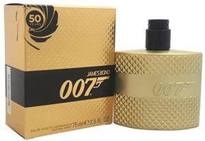 James Bond - 007 50 Years Limited EDT 75ml Spray For Men