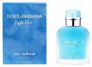 Dolce & Gabbana - Light Blue Eau Intense Pour Homme EDP 100ml Spray