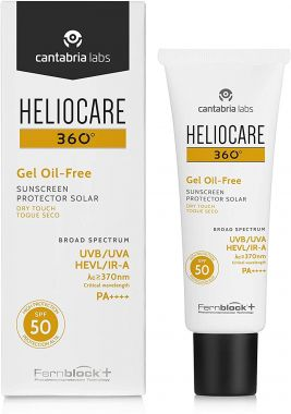 Heliocare - 360° Gel Oil-Free SPF50 50ml