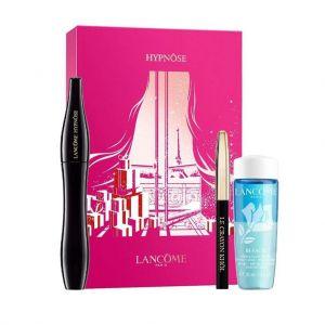 Lancome - Hypnose Gift Set Mascara 6.5ml + Bi-Facial 30ml + Mini Kohl Pencil