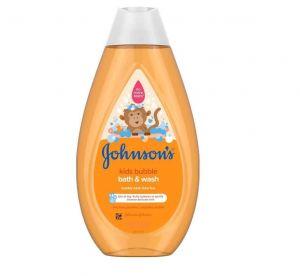 Johnsons - Kids Bubble Bath & Wash 300ml