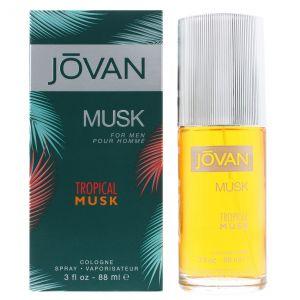 Jovan - Tropical Musk EDC 88ml Spray For Men