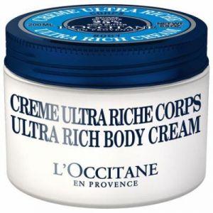 L'Occitane - Shea Ultra Rich Body Cream 200ml