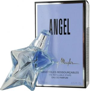 Thierry Mugler - Angel The Refillable Stars EDP 15ml Spray For Women