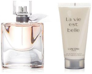 Lancome - La Vie Est Belle F Gift Set EDP 30ml + 50ml Body Lotion