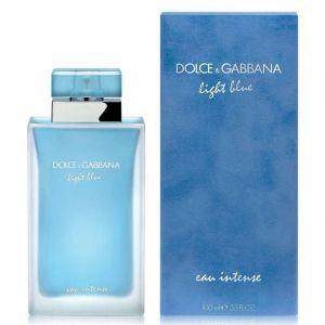Dolce & Gabbana (D&G) - Light Blue Eau Intense EDP 100ml Spray For Women