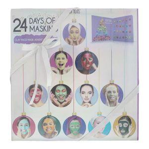 Skin Treats - 24 Days Of Masking Gift Set