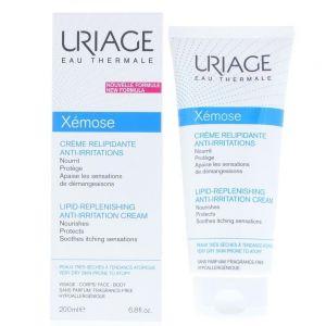 Uriage - Xemose Lipid-Replenishing Anti-Irritation Cream 200ml