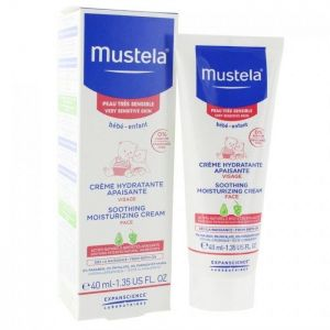 Mustela - Soothing Moisturizing Face Cream Sensitive Skin 40ml