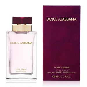 Dolce & Gabbana (D&G) - Pour Femme EDP 100ml Spray For Women