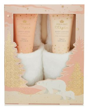 Style & Grace - Utopia Fluffy Slipper Set