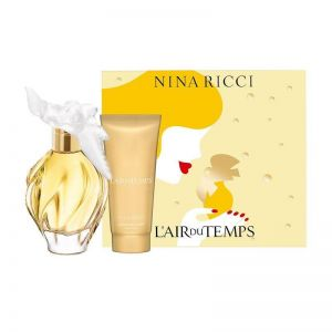 Nina Ricci - L'Air Du Temps EDT 30ml + Body Lotion 75ml