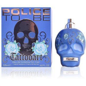 Police - To Be Tattooart 125ml EDT Spray For Men