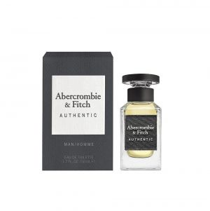 Abercrombie & Fitch - Authentic Man EDT 50ml Spray For Men