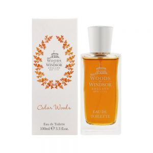 Woods Of Windsor - Cedar Woods EDT 100ml Spray For Unisex