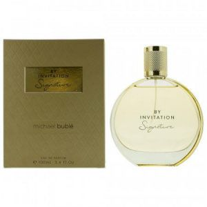 Michael Buble - By Invitation Signature EDP 100ml Spray For Women