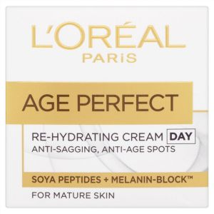 L'Oreal - Age Perfect Reinforcing Rehydrating Day Cream 50ml