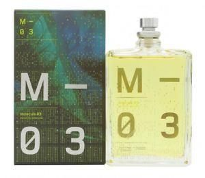 Escentric Molecules - Molecule 03 EDT 100ml Spray For Unisex